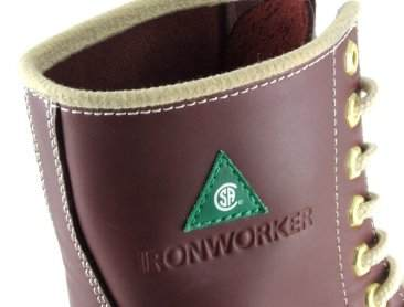 Professional Ironworker 00779 Side Logo