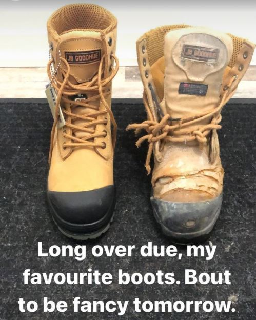 My Favourite boots