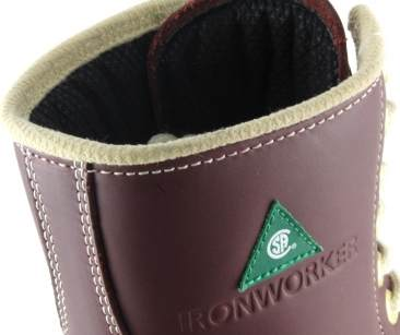 Professional Ironworker 00780 Side Logo